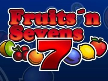 Fruits and Sevens free spielen